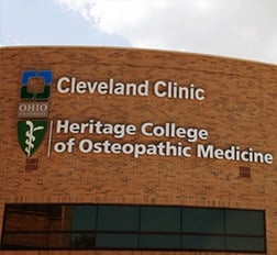 Ohio University Heritage College of Osteopathic Medicine