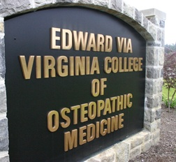 Edward Via College of Osteopathic Medicine - Blacksburg