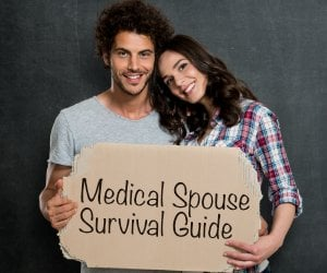 Survival guide for dating a medical student