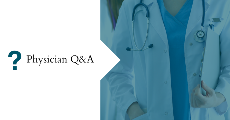 Physician Q&A Archives • Student Doctor Network | Student