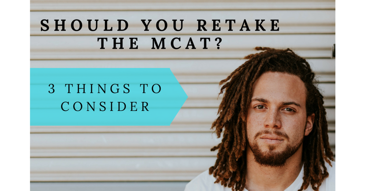 retake the mcat