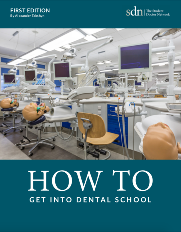 get into dental school