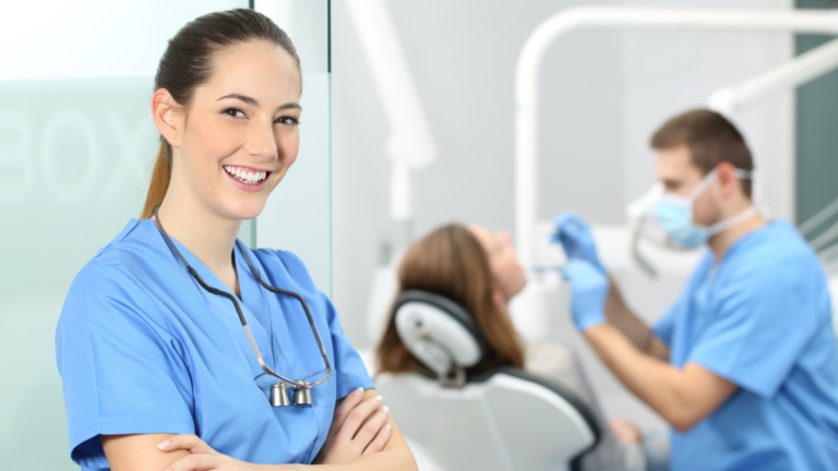 positive in dental school